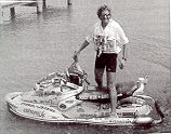 Alvaro de Marichalar rode a Sea-Doo from Rome to Miami
